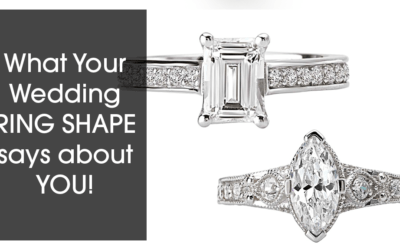 Engagement rings: What your diamond shape says about you