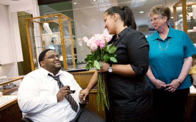 A Proposal Never Forgotten – Bobby Brown and Andrea.