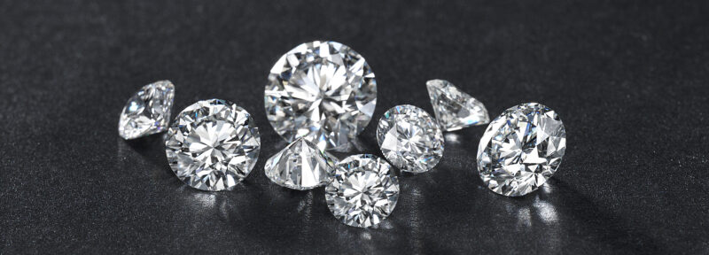 Rare and beautiful Diamonds