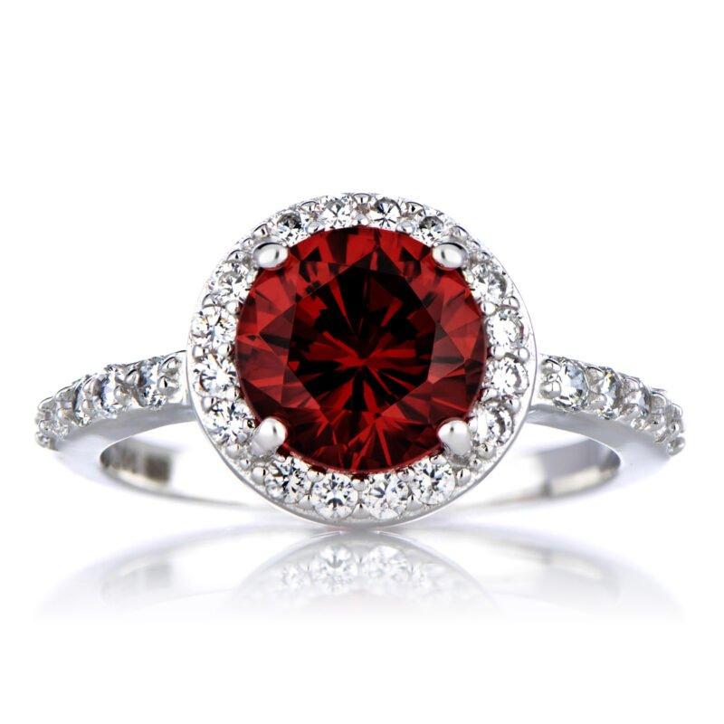 garnet january birthstone gittelson jewelers diamonds. Black Bedroom Furniture Sets. Home Design Ideas