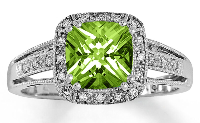 Peridot The August Birthstone A Unique Historic Gem