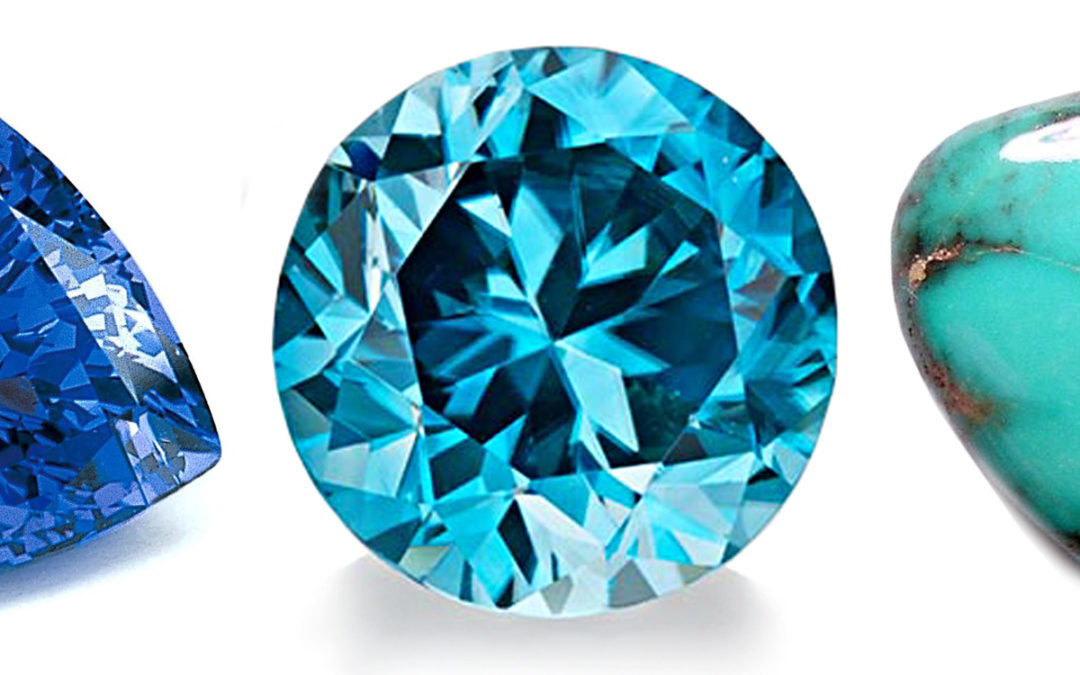 Three Magical December Birthstones Gittelson Jewelers