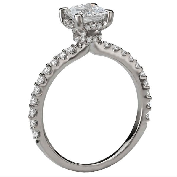 The Samantha Engagement Ring Gittelson Jewelers