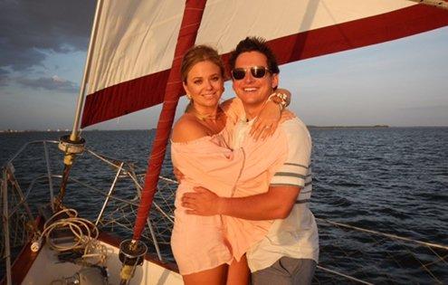 Real Engagement Stories: Blake and Samantha