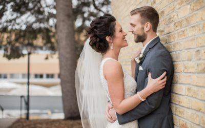 Real Wedding Stories: Samantha and Justin