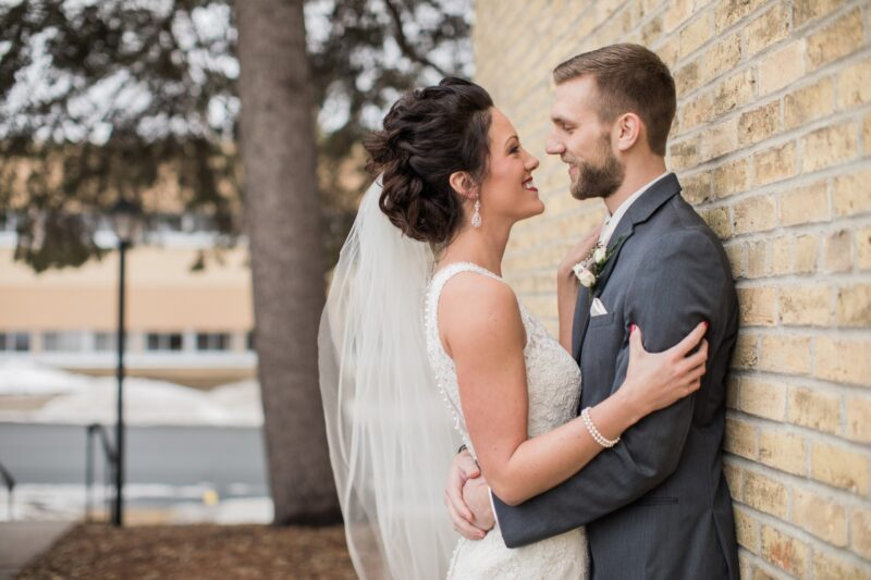 Real Wedding Stories: Samantha and Justin