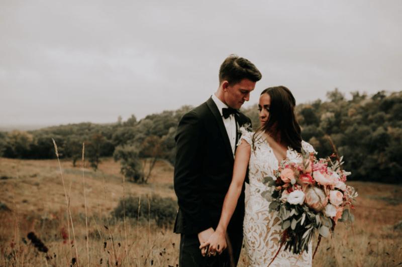 Real Wedding Stories: Ty and Ellen